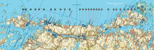 Karta med smultronställen