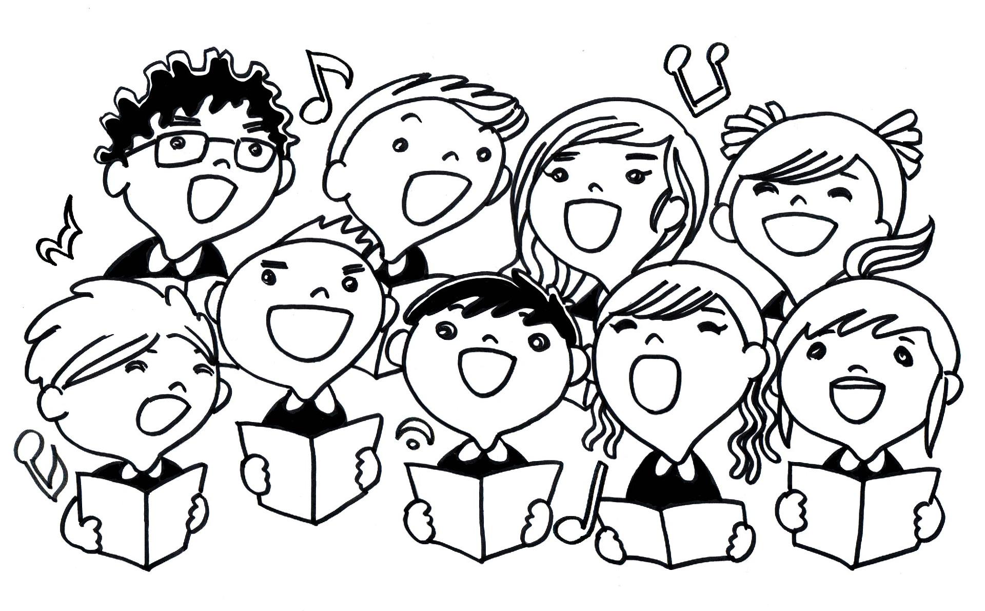 Kom och sjung i kör! – Församlingsgården Älmsta