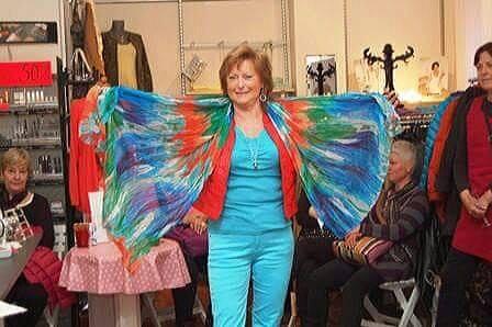 Välkommen på Modevisning hos Belle Amie - Älmsta, Väddö