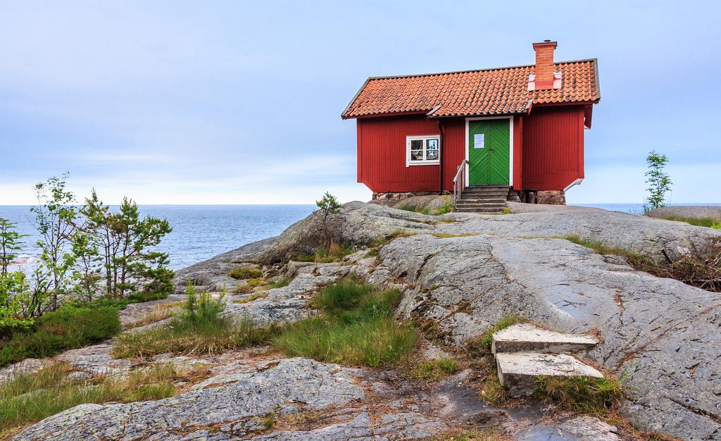Utställning i museets övervåning - Albert Engström sällskapet - Grisslehamn